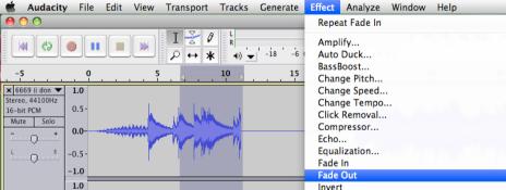 Audacity - Saving and Editing Music - DMC Guides - Rice University